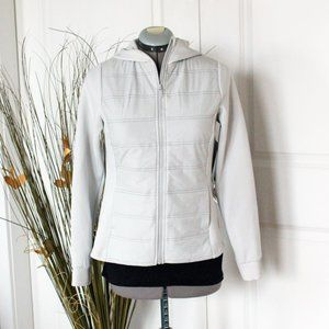 Avia Quilted Hooded Active Jacket